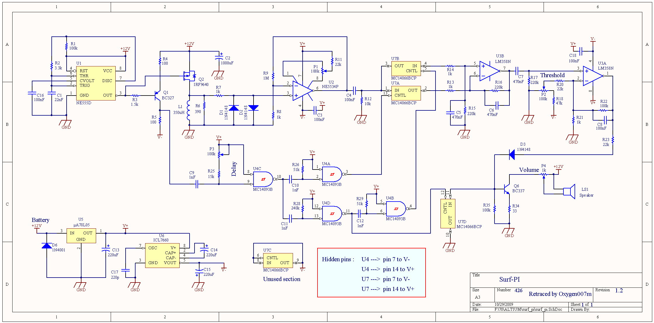 thermostat circuit. sound detector circuit using op amp. make a circuit board. small projects electronic circuits.
